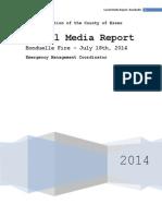 Bonduelle Social Media Report Aug. 1st