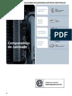 Prensa Estopas - Componentes de Cableado