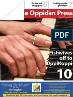 The Oppidan Press Edition 7 2014