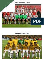 Echipe Din Semifinale Brazil 2014