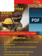 PS AFF 3 FirefightingCommunicationsPowerPoint