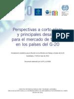 Evaluacion Del Empleo y El Mercado Laboral
