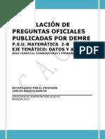 Recopilacion Demre 2 - b Datos y Azar