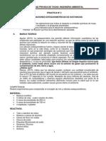 Práctica Nº2. Determinaciones Estequimétricas (Pesada)