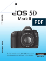 Manuel EOS 5D MarkII - Mode d Emploi Complet