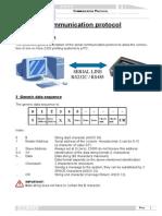 Z303 Protocollo Comunicazione ING