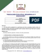 JARIT WALS a. 2009 Psicología Evolutiva Desarrollo y Educación