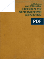 [Kolchin-Demidov] Design of Automotive Engines(BookZZ.org)