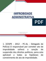 Direito Administrativo Em Exercicios Aula 20 Improbidade Administrativa37001339873