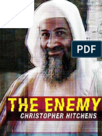 The Enemy - Christopher Hitchens