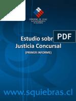 Estudio Sobre Justicia Concursalprimero-Chile