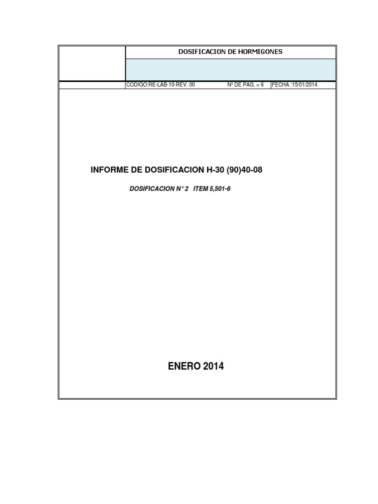 DOSIFICACION CONCRETO.xls