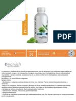 Multiniveles en Mexico Clorofila Suplemento Alimenticio Nanush