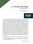 Radkau, Joachim - Que Es La Historia Del Medio Ambiente