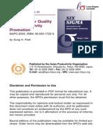 4055404 Six Sigma Book PDF Form