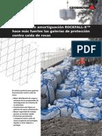 Geobrugg AG Rockfall-X Es