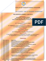 Wound Simulation Course CME Training Workshop on 18th July 2014