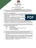 Tata Cara Pendaftaran Walikota Pangkalpinang