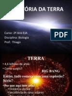 A HISTÓRIA DA TERRA.ppt