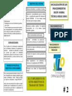 Pr Examenes Medicos, Politicas Objetivos Indicadores, Seguimiento y Medicion