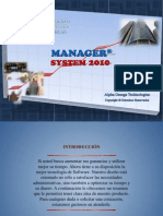 Manager System 2010