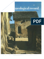 Hudson, Jean. 2010. Ethnoarchaeology in a Personal Context