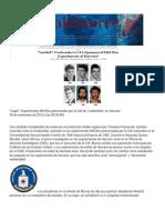 Experimentos MKUltra Patrocinados Por La CIA de Unabomber en Harvard