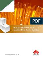 Huawei IDS2000-S Small Modular Data Center Solution Brochure