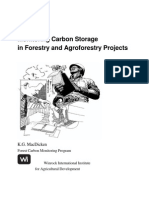 A Guide to Monitoring Carbon Storage