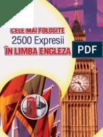 Cele Mai Folosite 2500 Expresii in Limba Engleza