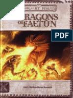 Forgotten Realms - Dragons of Faerun
