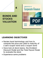 lecture 04  bonds and stocks valuation