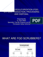 Miller - FGD Gypsum Production, Processing, And Disposal