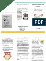 pbis brochure