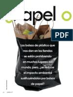Papel o Plastico