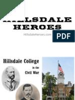 Hillsdale Heroes