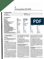Pierburg-Solex 35 PDSI