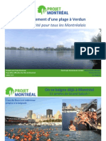 Projet Montreal beach plans (FR)