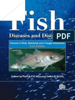 Fish Diseases and Disorders Volume 3 Viral Bacterial and Fungal Infections