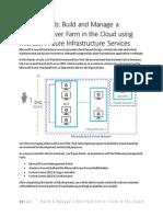 US IT Camp - Azure Hybrid Cloud HOL - FY14H2 - 201405