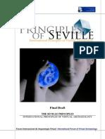 Principios de Sevilla - Arqueologia Virtual