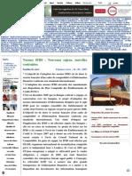 Normes IFRSNouveaux-Enjeux Nouvelles Contraintes
