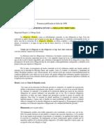 Ponencia Fábrega Zarak - La Determinación de La Obligación Tributaria