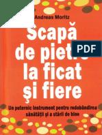 A. Moritz - Scapa de Pietre La Ficat Si Fiere