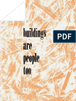 Buildings Are People Too Catalogue