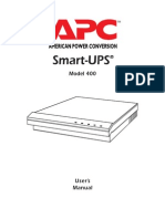 Apc-smart Ups 400