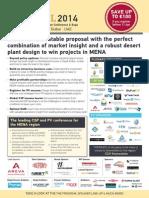 Brochure Menasol2014
