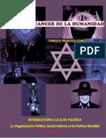 Los Judios Cancer de La Humanidad Ernesto Mendoza Gomez