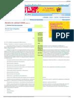 Modelo de Calidad CMMI (Página 3)