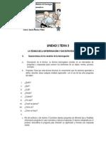 Unidad 1 Tema 3 La Técnica de La Interrogación y Las Estrategias Didácticas